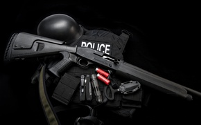Picture weapons, the gun, equipment, pump, Mossberg 930