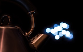 Picture macro, background, kettle