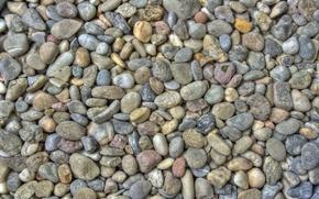 Picture pebbles, stones, background