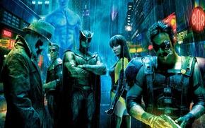 Picture the film, Keepers, Watchmen, Comedian, Jeffrey Dean Morgan, Rorschach, Zack Snyder, Adrian Veidt, Jon Osterman, …