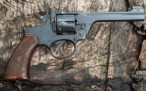 Picture weapons, revolver, 1938, Royal Air Force, No2 Mk1, Enfield, Marked