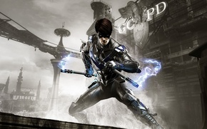 Picture Look, Light, Weapons, Mask, Batman, DLC, Gotham, Nightwing, Equipment, Warner Bros. Interactive Entertainment, Rocksteady Studios, ...
