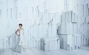 Wallpaper Jennifer Lawrence, Jennifer Lawrence, InStyle