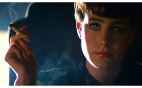 Picture woman, Rachael, Sean Young, replicant, blade runner