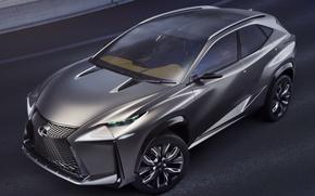 Picture car, Lexus, concept, turbo, lf-nx