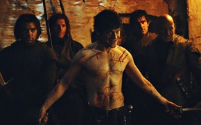 Picture game of thrones, serial, Ramsay Bolton