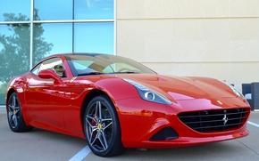 Picture Ferrari, Red, California