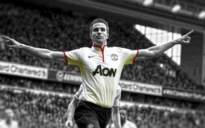 Picture Football, Football, Robin van Persie, Sport