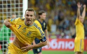 Picture victory, Euro, legend, Sheva, ukraine, shevchenko, euro2012