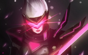 Picture fan art, Grand Duelist, Project Fiora, League of Legends, Fiora