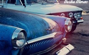 Picture retro, background, Wallpaper, USSR, gas, classic, cars, Volga, 412, Muscovite
