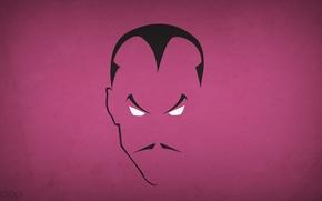 Wallpaper minimalism, blo0p, Sinestro