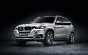 Wallpaper eDrive, Hybrid, Concept, crossover, BMW, BMW, F15