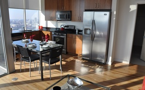 Picture design, style, room, interior, kitchen, apartment