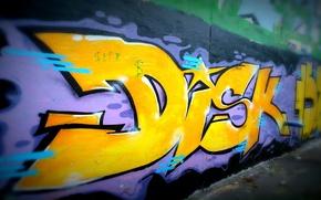 Picture Graffiti, Graphics, Different