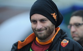 Picture Sport, Football, Football, Sport, AS Roma, Roma, Roma, Daniele De Rossi, Daniele De Rossi