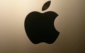 Picture Apple, Logo, iPad, Tablet, Gadget