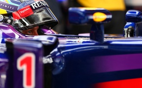 Picture Look, Renault, Racer, Formula 1, Red Bull, Vettel, Hybrid, The car, Turbo, Hi-Tech, First, Champion, ...