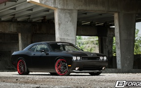 Picture Dodge, SRT8, Challenger, Wheels, 650, B-Forged
