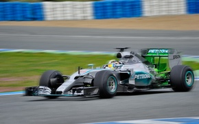 Picture race, the car, Motorsport, Formula 1, Lewis Hamilton, Mercedes AMG Petronas F1 Team