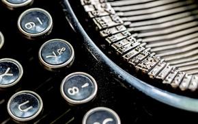 Picture macro, Abandoned, Typewriter