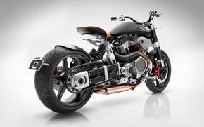 Picture moto, bike, design, power, Confederate, Hellcat, Speedster, v-twin, X132