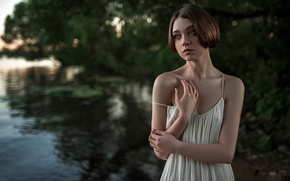 Picture tenderness, Russia, the beauty, Olya, George Chernyadev, Olga Pushkina
