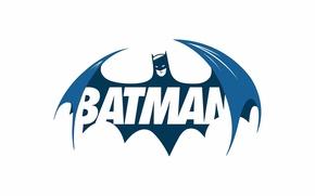 Picture Logo, Batman, Batman, comics