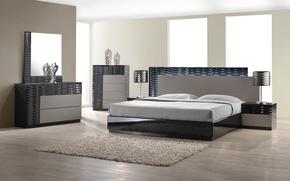 Picture design, style, room, Villa, interior, bedroom