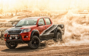 Picture Toyota, pickup, Hilux, Toyota, 2015, Hilux
