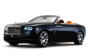 Picture Rolls-Royce, auto, Dawn, 2015
