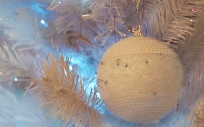 Picture toy, ball, tree
