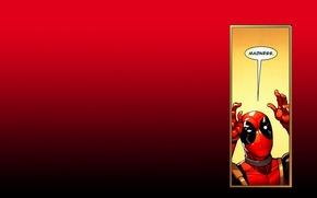 Picture Deadpool, Marvel, Deadpool