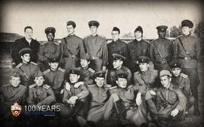 Picture PFC CSKA, 100 years, football, team photo