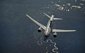 Picture Boeing, strategic, Stratotanker, KC-767, tanker aircraft