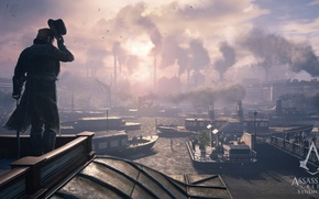 Picture London, The game, Assassins Creed, Game, Assassin, Syndicate, Jacob