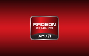 Picture Red, AMD, Radeon, Graphics