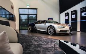 Wallpaper supercar, Bugatti, hypercar, Bugatti Chiron