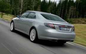 Picture style, Sweden, Saab, Aero, business class
