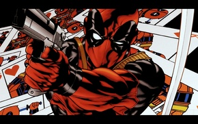 Picture marvel, Deadpool, comics