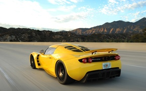 Picture 2011, yellow, Hennessey, Venom