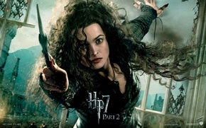Picture Helena Bonham Carter, harry potter and the deathly hallows part 2, Helena Bonham Carter, Bellatrix …