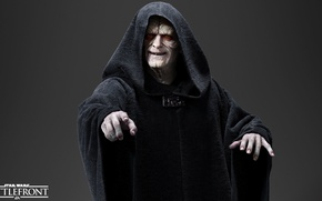 Picture game, Electronic Arts, DICE, Darth Sidious, Palpatine, star wars battlefront, Palpatine, Darth Sidious
