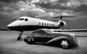 Picture the plane, the concept, Rolls-Royce Jonckheere Aerodynamic Coupe II, Ugur Sahin