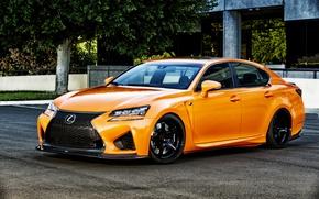 Picture Lexus, sedan, Lexus, GS F