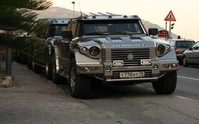Picture SUV, car, Combat t-98, Kombat t-98