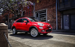 Picture crossover, Fiat, Fiat, 500X