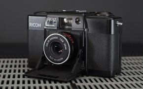 Picture macro, camera, Ricoh FF-1s