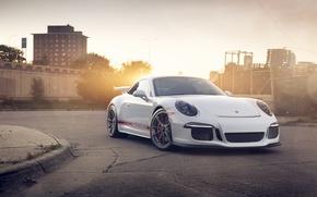 Picture 911, Porsche, GT3, 991