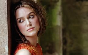 Picture eyes, look, actress, Keira Knightley, Keira Knightley, eyes, actress